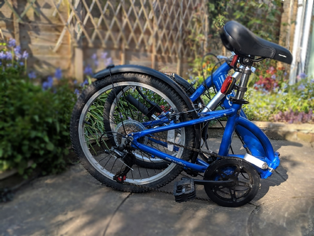Apollo Tuck FOLDABLE BIKE Slightly Used Condition