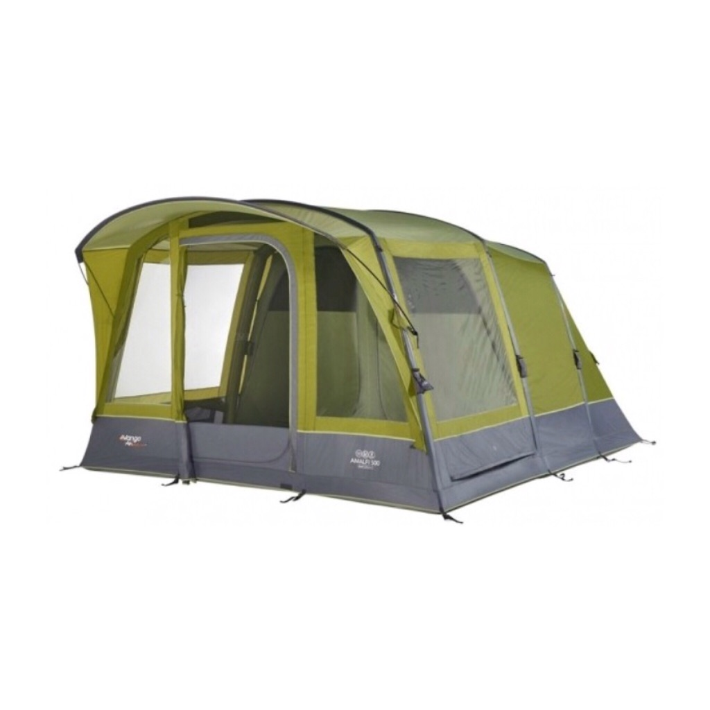vango amalfi 500 5 man inflatable air tent brand new