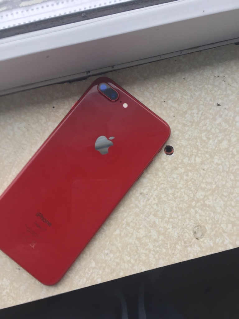 iPhone 8 plus swapping Samsung