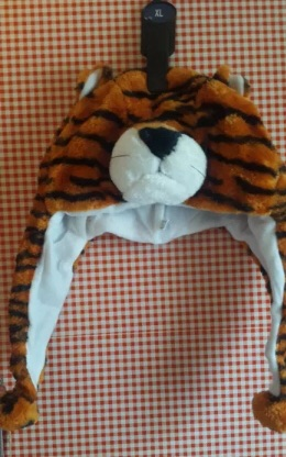 Tiger Character Hat