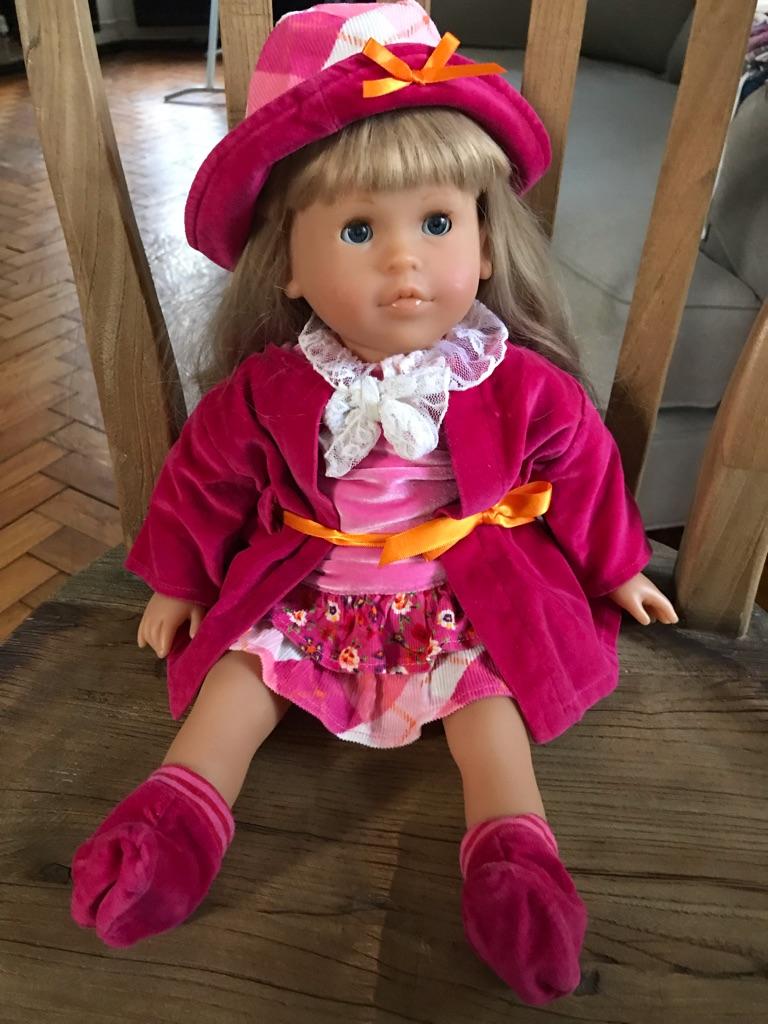 Baby Carolle Doll