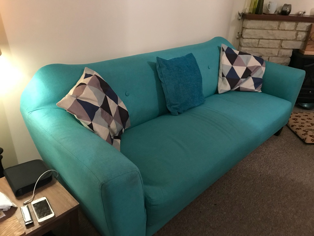 3 & 2 seater settees
