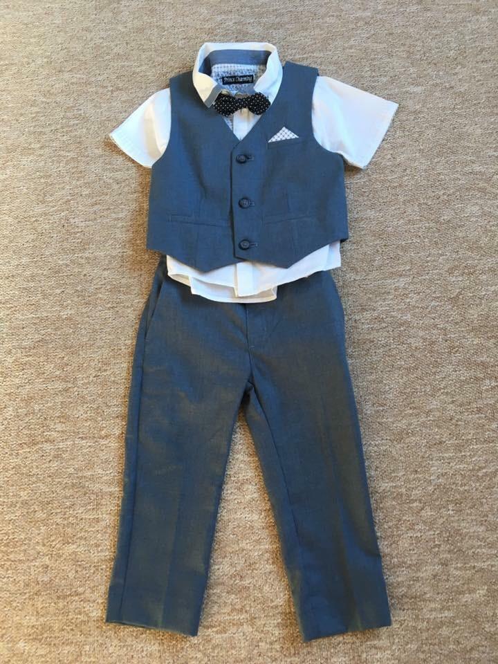 4 piece suit 18-23 months