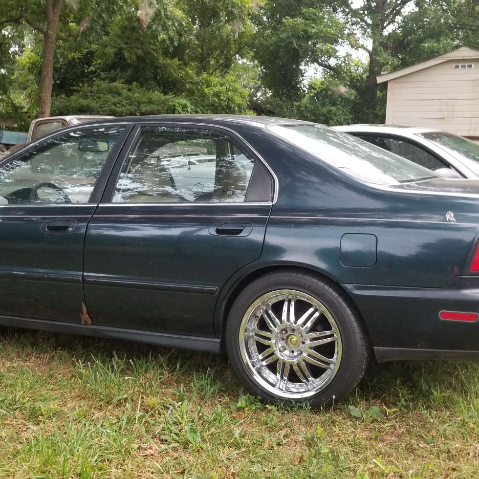 1995 Honda Accord ex