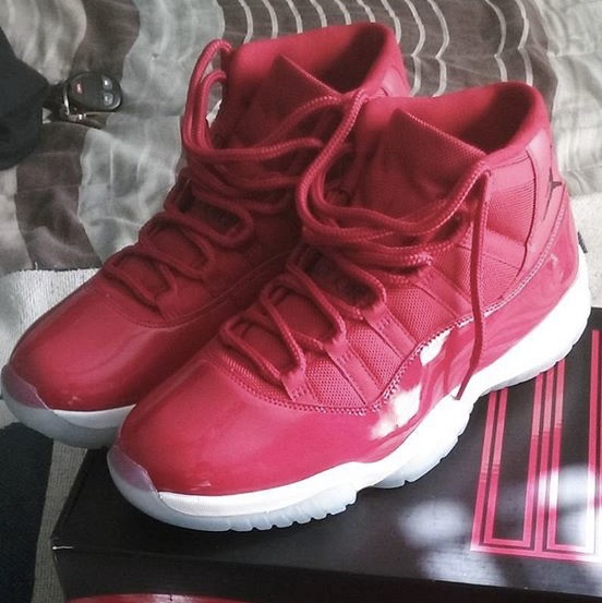 All Red 11s