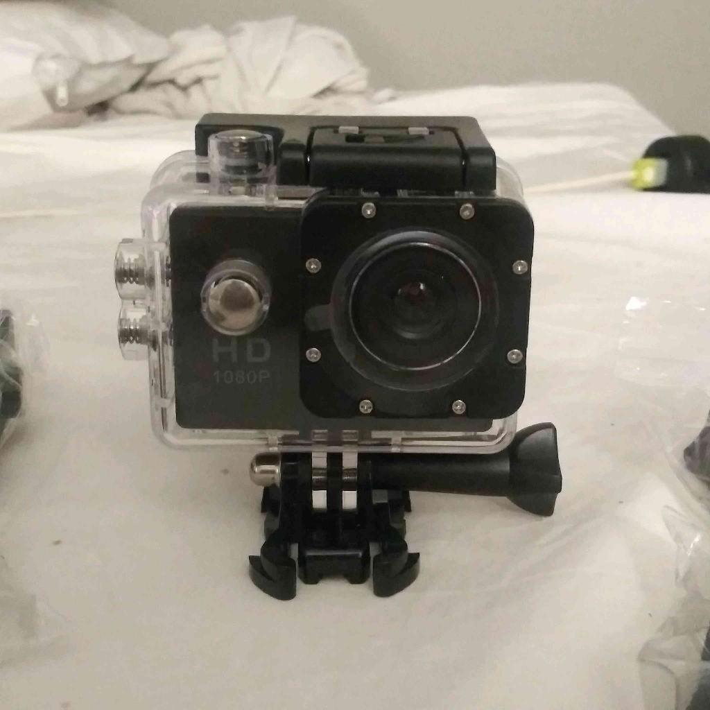 SJCAM SJ4000 w/ FREE Waterproof Case!