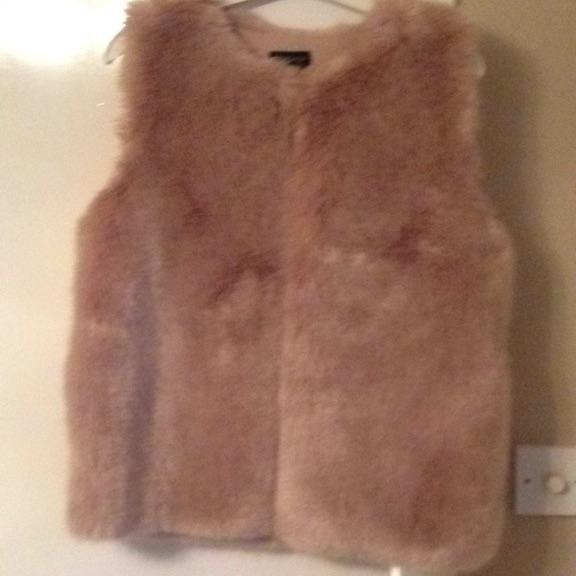 Furry body warmer