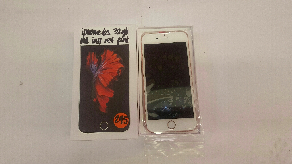 iphone 6s 32gb factory re-condiltion