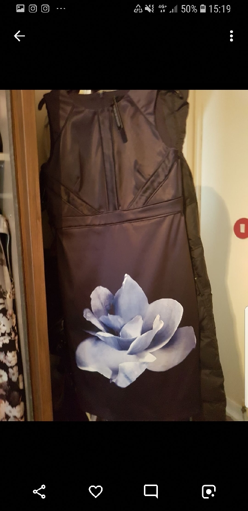 BARGAIN DEBENHAMS OCCASION DRESS