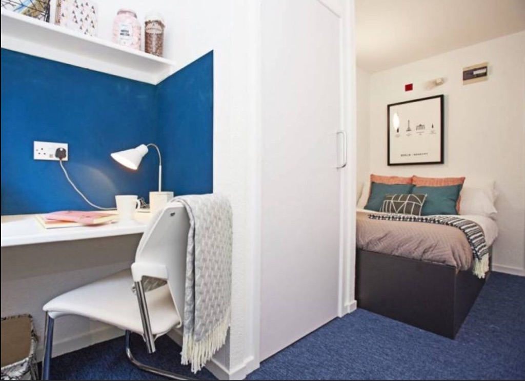 Student accommodation let - double room in DE22 near Royal Derby Hospital