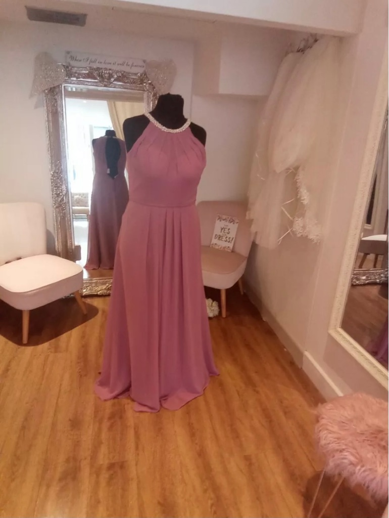 Luna bridal Bridemaid dress
