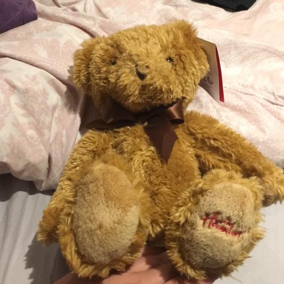Hamleys Teddy Bear