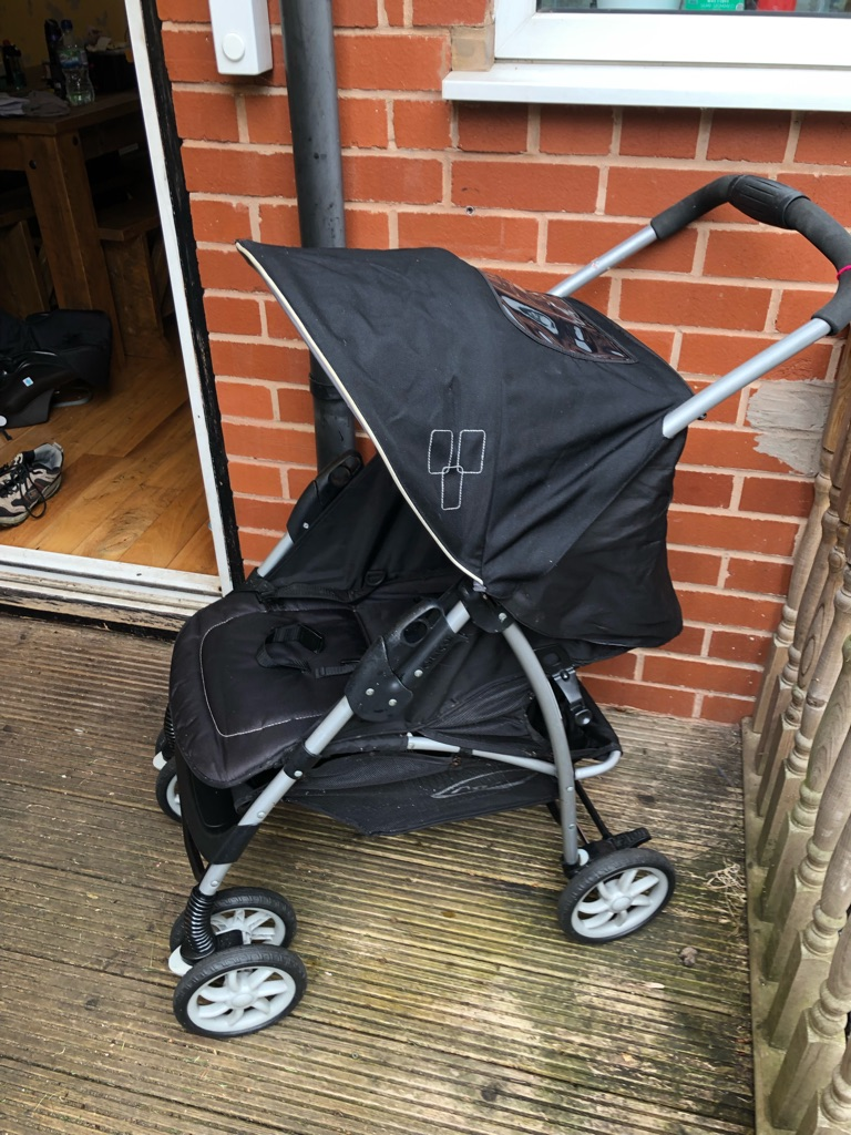 Graco preloved pushchair