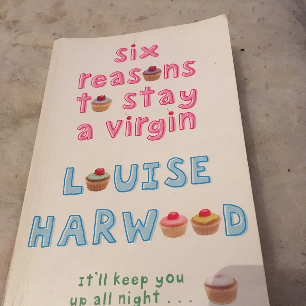 Six reasons to stay a virgin book