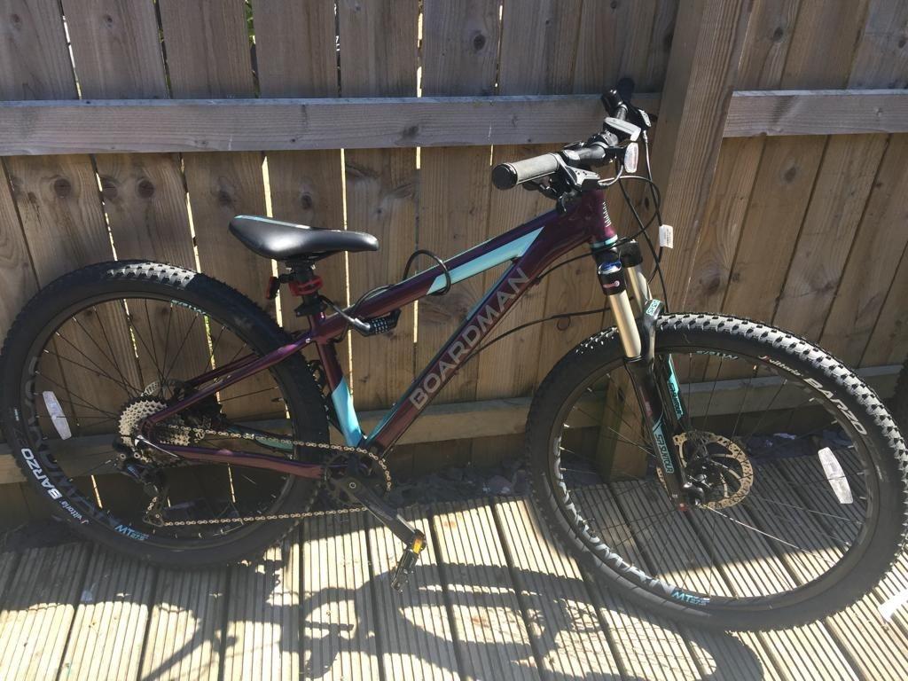 Boardman MHT 8.6 Womens Mountain Bike