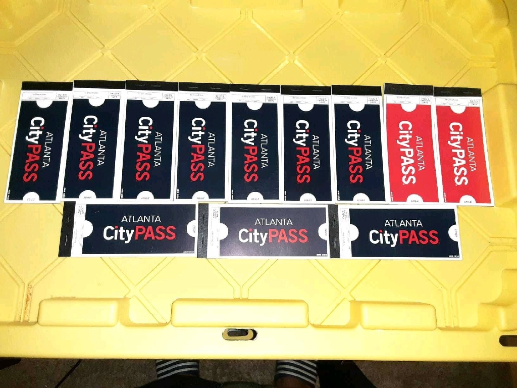 Atlanta Citypasses