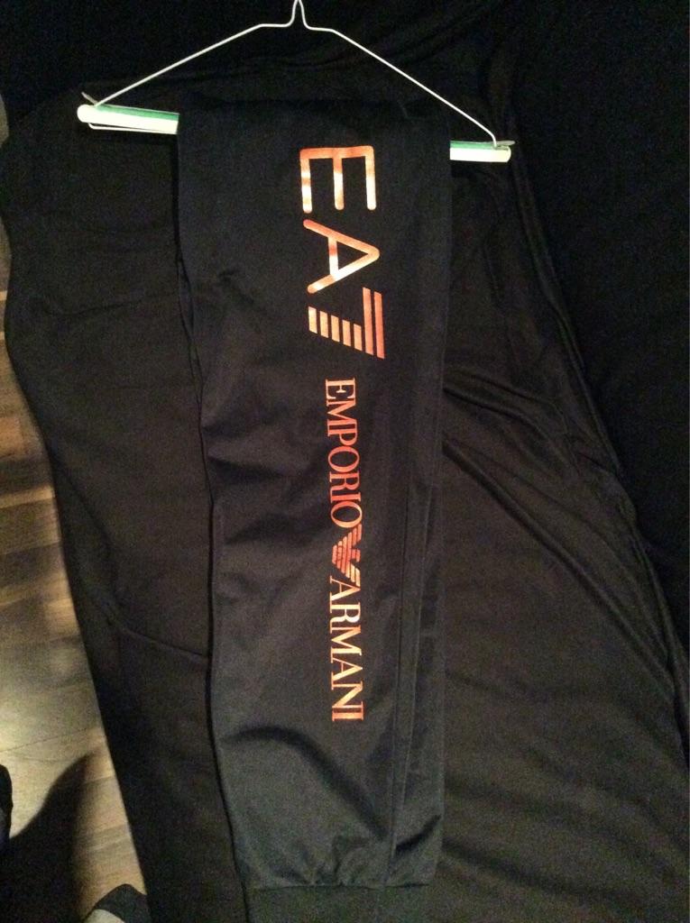 EA7, Nike And puma Tracksuit Trousers