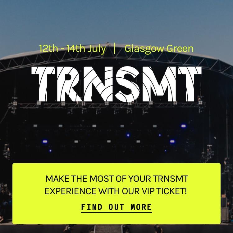 1 x weekend TRNSMT ticket
