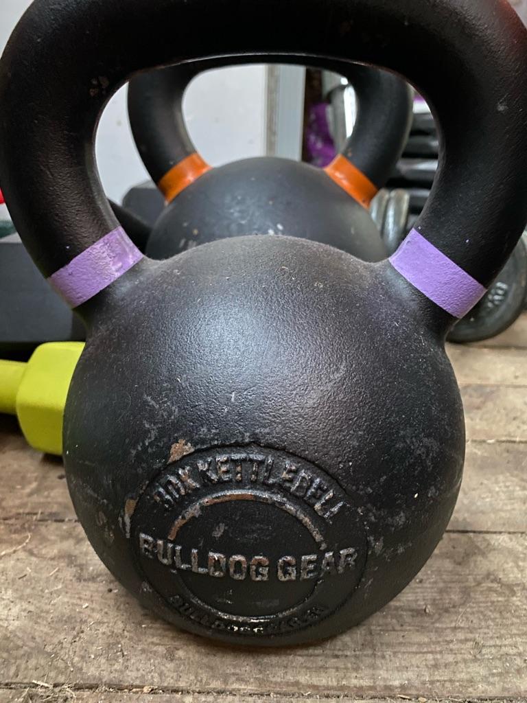 Bulldog Gear Kettlebell