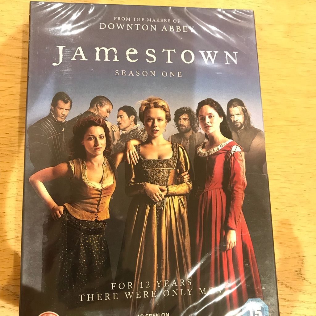Jamestown DVD Season One