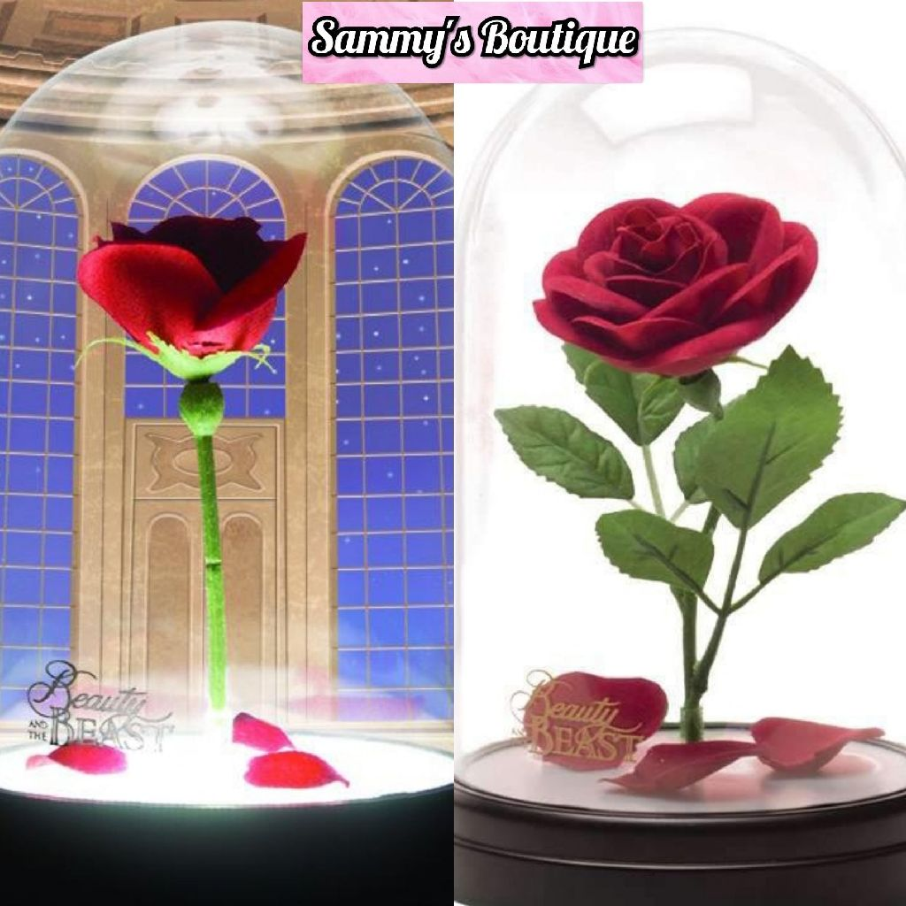Enchanted Rose #BeautyandtheBeast