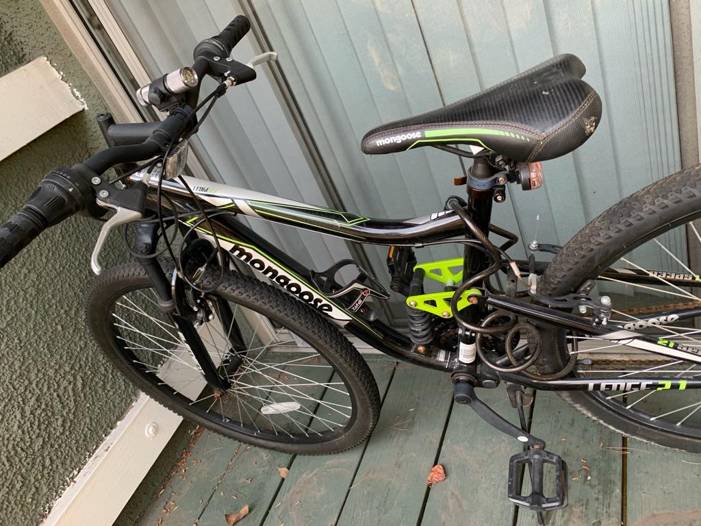 Mongoose Bike -Gear
