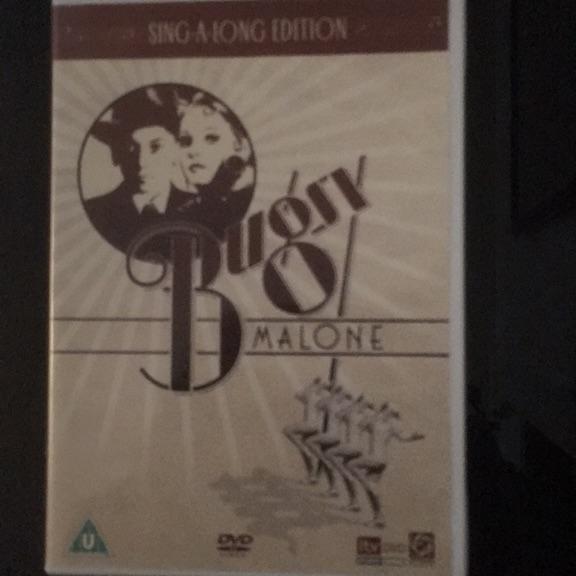 Bushy Malone DVD