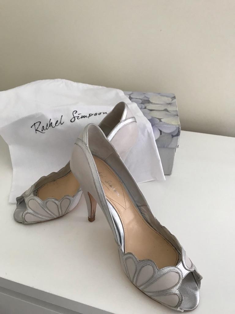 Wedding shoes size 4/5