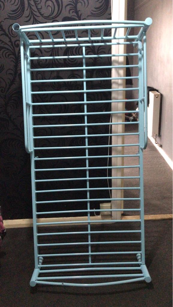 2x blue toddler beds!