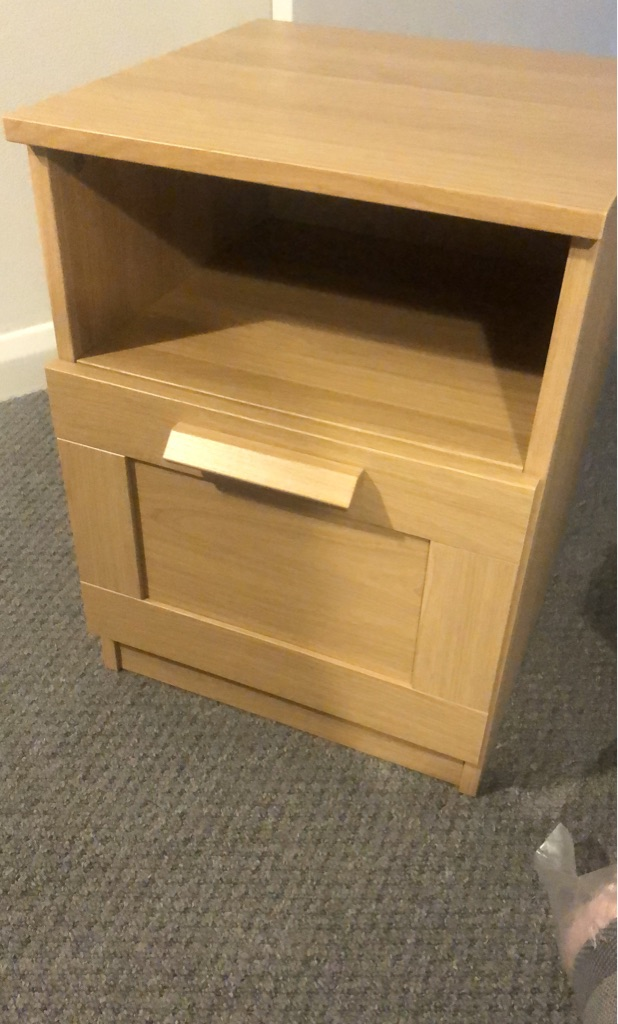 Brand new Next bedside table