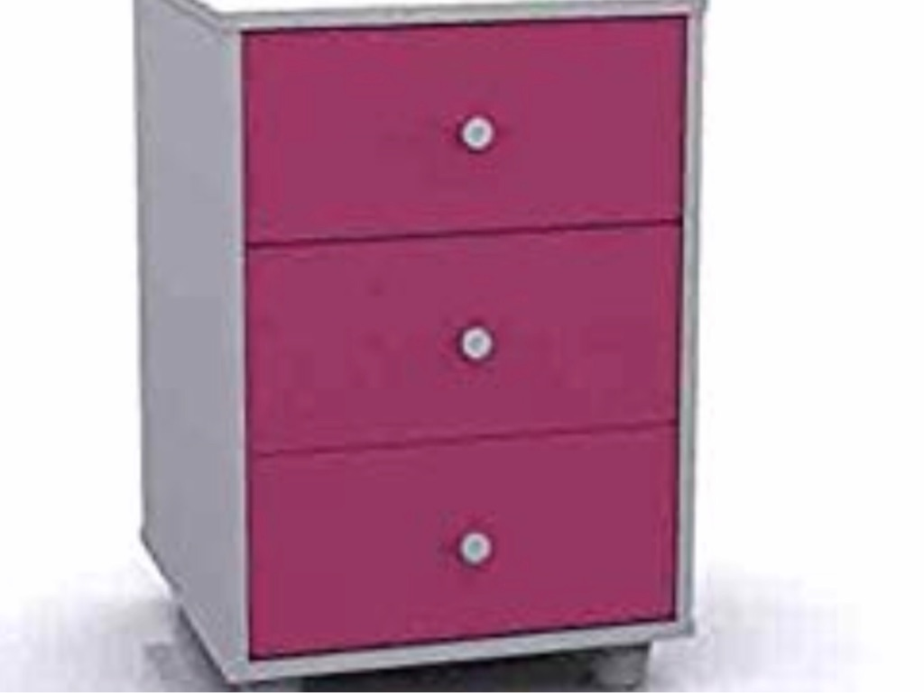 Brand new bedside drawers, good quality, spacious.