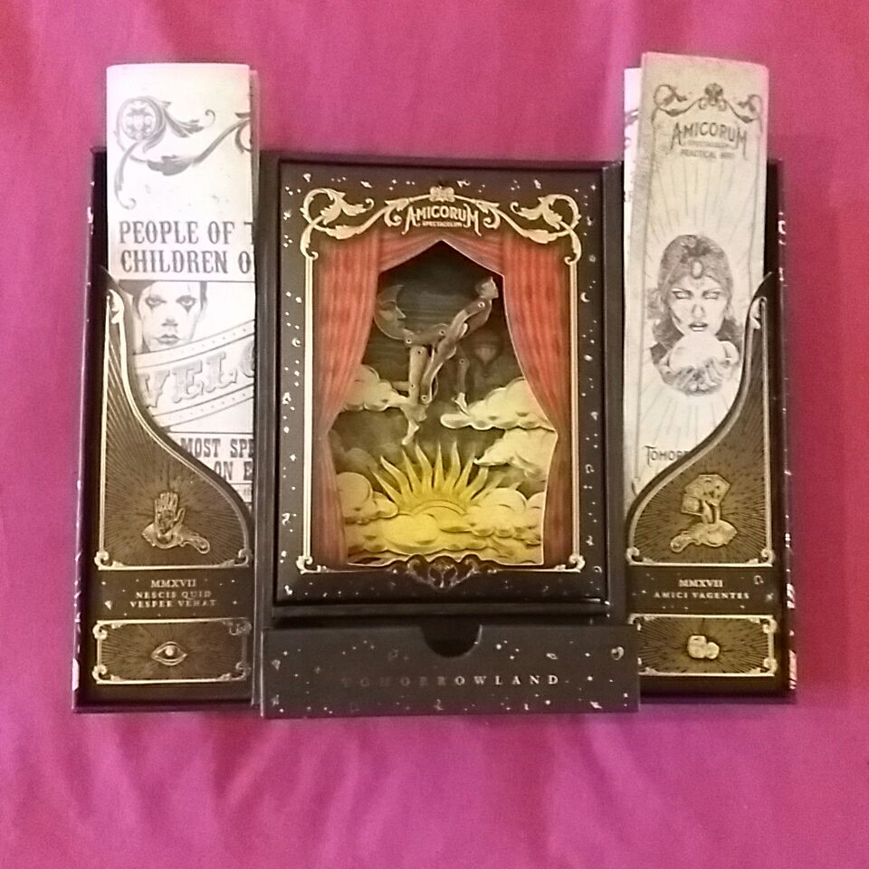 Tomorrowland Box 2017