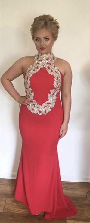 A lovley mark melia designer dress!
