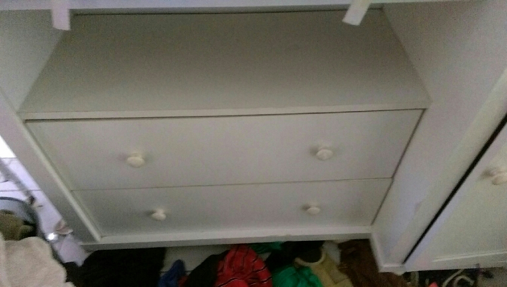 Baby Dresser Changing Table Village