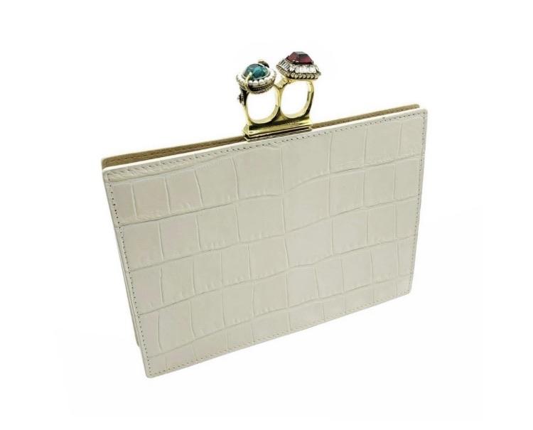 Luxury clutch bag 47% off