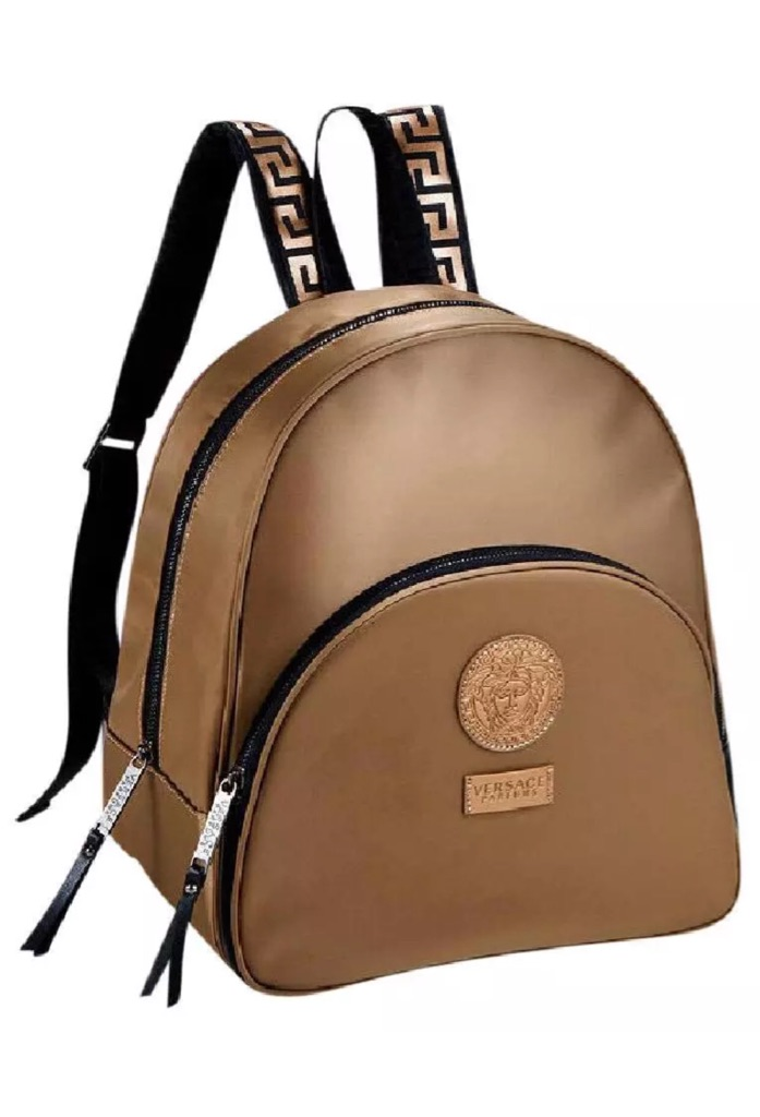 Versace design backpack