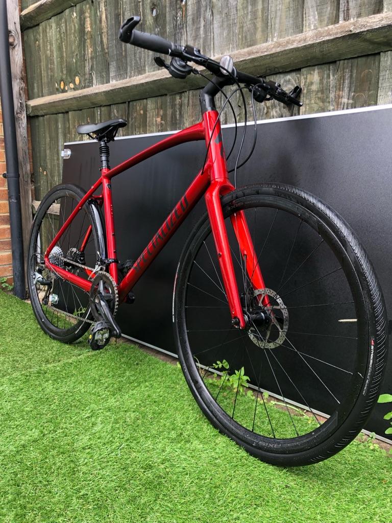 SPECIALIZED sirrus 2.0 2021 mens womens hybrid bike(not carrera, trek, giant, cannondale, Boardman)