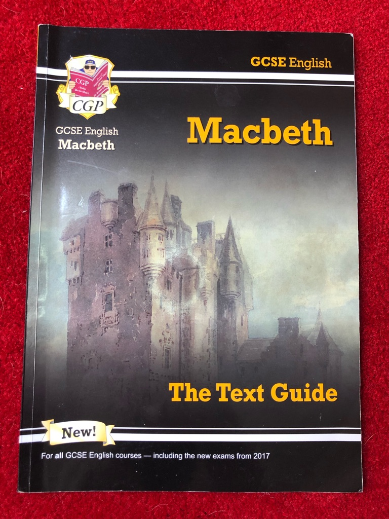GCSE English Macbeth