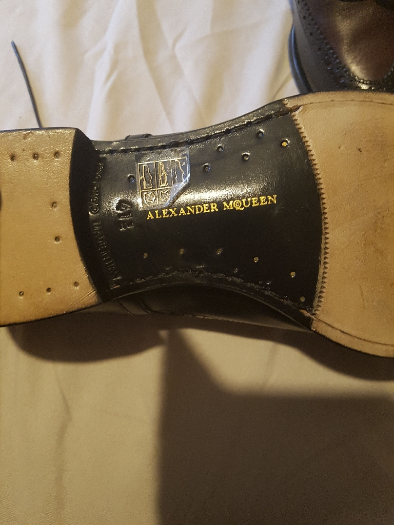 alexandra mcqueen shoes
