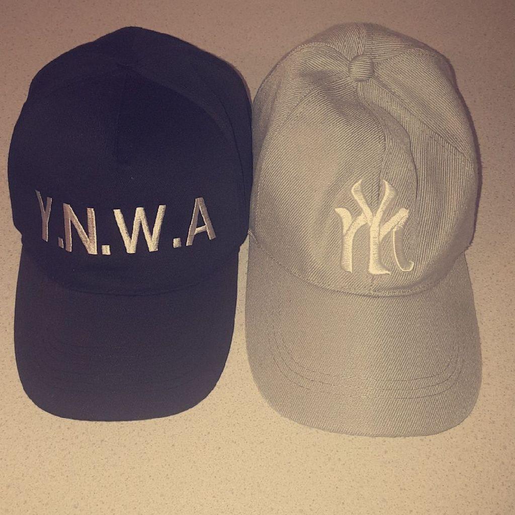 2 Mens Caps Never Worn Both New
