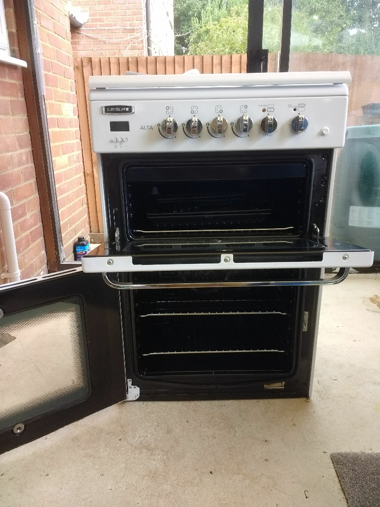 Leisure Duel Fuel Cooker