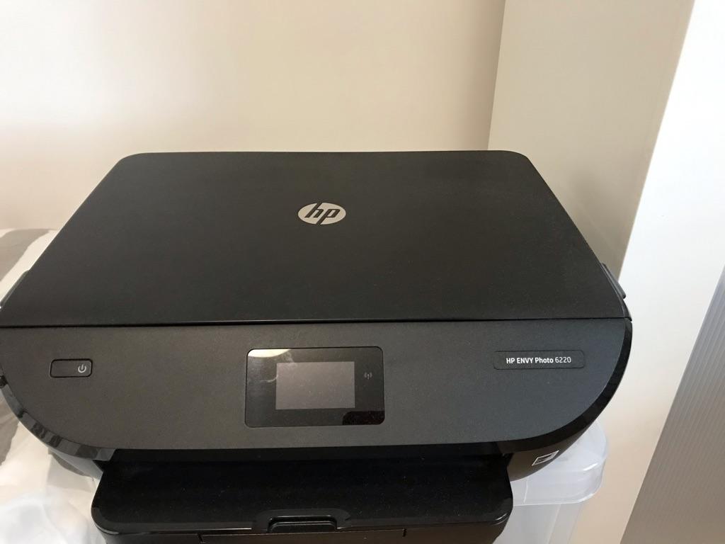 HP ENVY Photo 6220 wireless colour printer & scanner