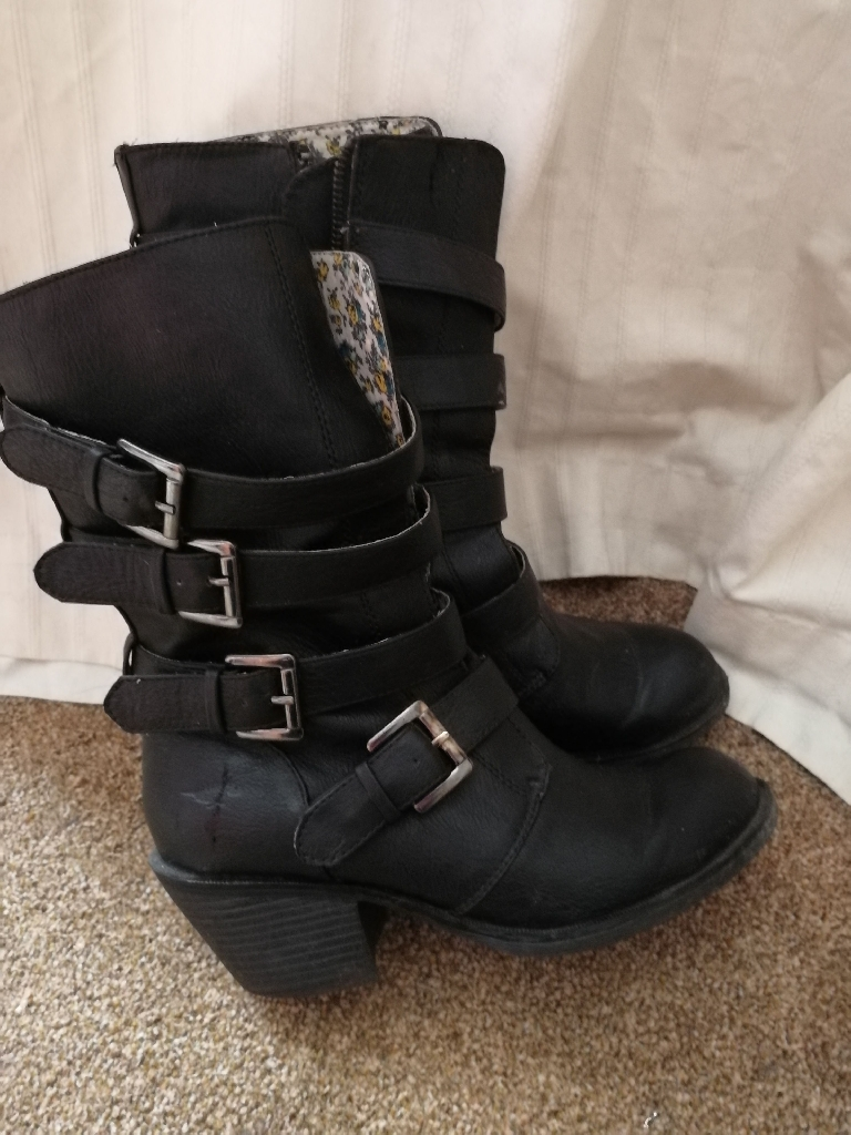Rocket Dog woman's boots