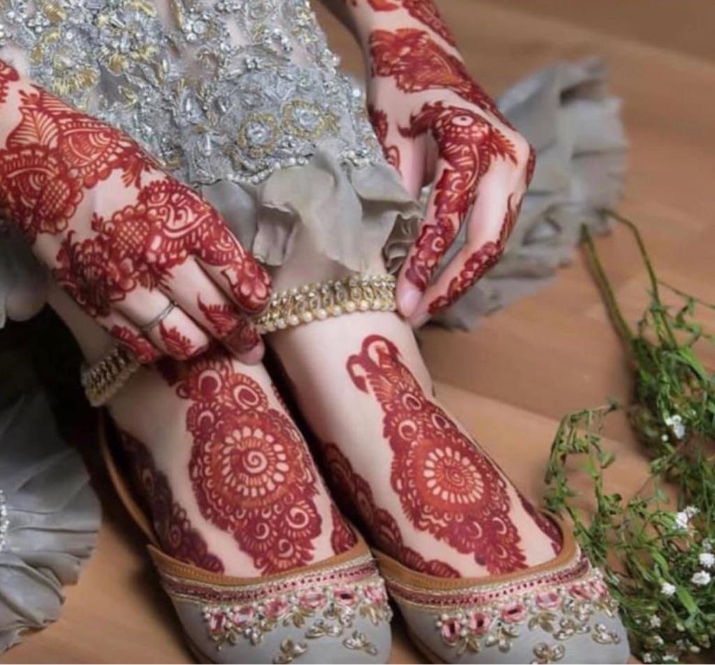 Zainab henna mehndi