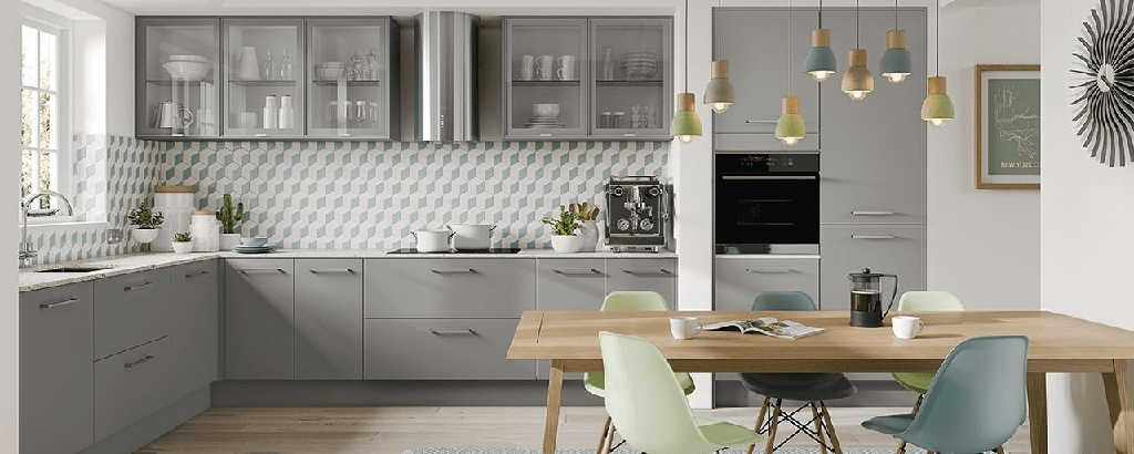 Halvanto Brand New 8 Unit kitchen