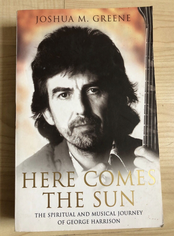 George Harrison: Here comes the sun