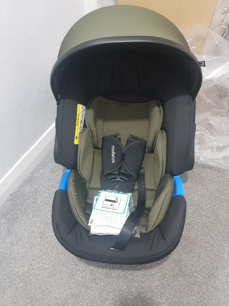 Mothercare journey car seat