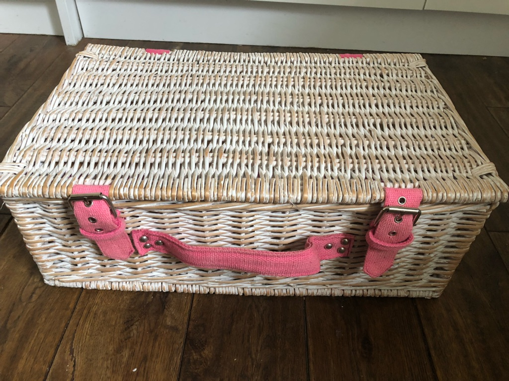 John Lewis picnic hamper for 4 people