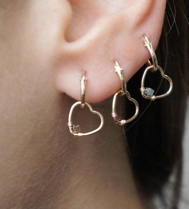 Cor hoop earrings 20% off using my code below