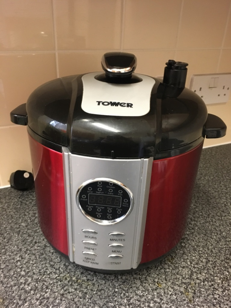 Tower Preasure cooker